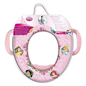 BEAUTIFUL BEGINNINGS Toilet Trainer Seat with Handles marca BEAUTIFUL BEGINNINGS en BebeHogar.com