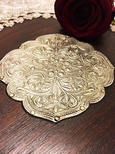 Orientalischer kleiner tisch shobhana klein 38cm com for Indische holzarten