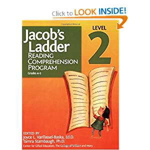 Jacob's Ladder Reading Comprehension Program, Level 2