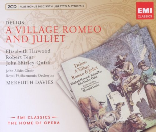 Village Romeo & Juliet - Delius - CD