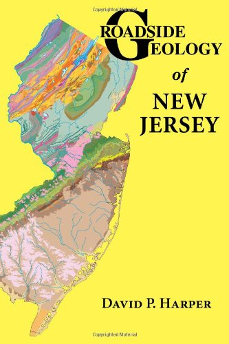 Roadside Geology of New Jersey (Roadside Geology Series)
