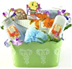 Spa Therapy Bath & Body Spa Basket For Women - Great Mothers Day Gift Idea