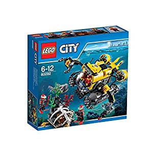LEGO 60090 City Explorers Deep Sea Scuba Scooter