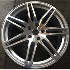 21″ Wheels For Audi Q7 Set of Four Rims and Caps