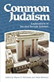 img - for Common Judaism: Explorations in Second-temple Judaism book / textbook / text book