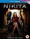 Nikita - Season 4 [Blu-ray] [2014] [Region Free]