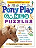 img - for Pony Play Games & Puzzles book / textbook / text book