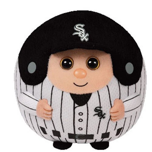 Ty Beanie Ballz MLB Chicago White Sox Plush Toy at Amazon.com