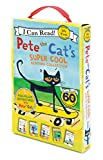 img - for Pete the Cat's Super Cool Reading Collection (My First I Can Read) book / textbook / text book