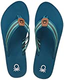 #10: United Colors of Benetton Women's Flip-Flops
