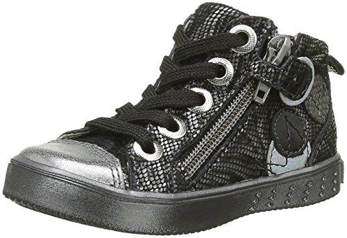 GBBNatasha - Sneaker Bambina , Nero (Noir (11 Vte Noir/Zébra Dpf/2711)), 22