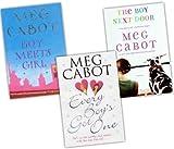 Meg Cabot The Boy Series 3 Books Collection Pack Set RRP: £29.35 (Every Boy's Got One, Boy Meets Girl, The Boy Next Door) Meg Cabot