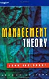 img - for By John Sheldrake Management Theory (2nd Edition) book / textbook / text book