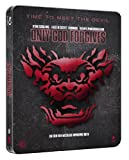 DVD Cover 'Only God Forgives Steelbook (Limitierte 3 Disc Collector's Edition)  [Blu-ray]