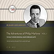 The Adventures of Philip Marlowe, Volume 1: Classic Radio Collection |  Hollywood 360