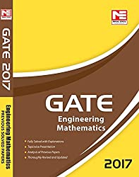 GATE-2017: Engineering Mathematics Solved Papers
