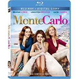 Monte Carlo (+ Digital Copy) [Blu-ray]
