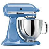 KitchenAid KSM150PSCO Artisan 5-Quart Stand Mixer, Cornflower Blueby KitchenAid