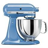 KitchenAid KSM150PSCO Artisan 5-Quart Stand Mixer, Cornflower Blueby KitchenAid