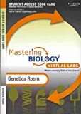img - for MasteringBiology Virtual Lab Genetics Room -- Standalone Access Card book / textbook / text book