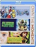Robots / Aliens in the Attic / Arth