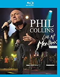 Phil Collins: Live at Montreux 2004 - 1996 [Blu-ray]
