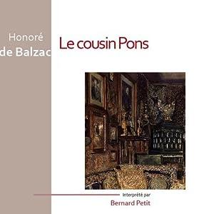 Le cousin Pons Audiobook