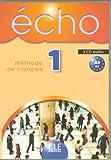 Echo 1 3 CD Audio Pour La Classe