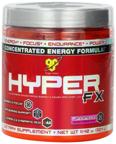 BSN  HyperFX, 30 servings, Watermelon, 324 Grams