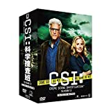 CSI:科学捜査班 シーズン13 コンプリートDVD BOX-2 -