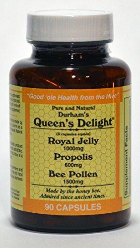 Durham's Queen's Delight  in 3 Daily Capsules