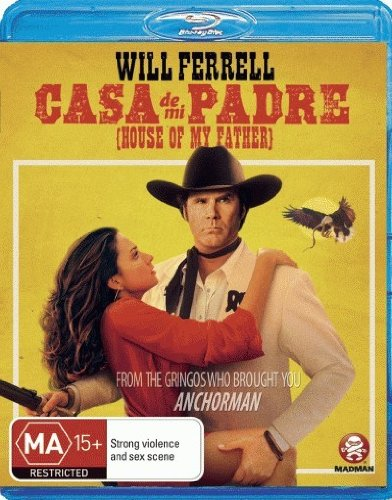 Casa De Mi Padre [House of My Father] [NON-USA Format / Region B Import - Australia]
