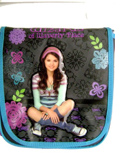 Wizards of Waverly Place Insulated Lunch Bag Lunchbox by Selena Gomez - Beautiful Lunch Tote Bag / Messenger Bag Buy it now