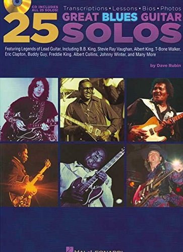 25 Great Blues Guitar Solos