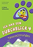 img - for Ich hab den Durchblick 4 -Textrechnungen book / textbook / text book