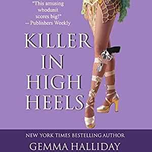 Killer in High Heels Audiobook