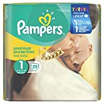 Pampers Windeln New Baby, Gr. 1 Newbo...