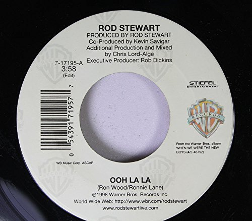 Rod Stewart - Ooh La La (Single) - Zortam Music