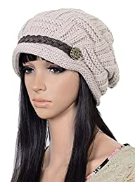 ArRord Braided Women Lady Warm Ragear…