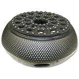 Large Cast Iron Tetsubin Teapot Warmer Arr Black