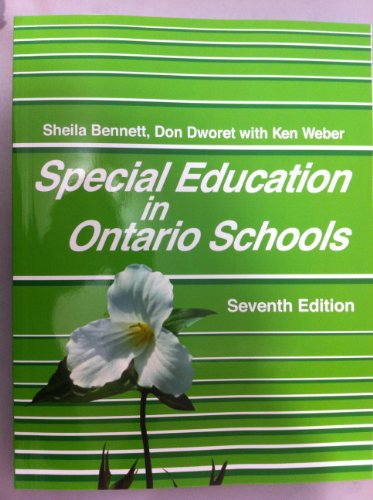special education case studies ontario Does inclusion work for special education students  chair at the ontario institute for studies in education (oise)  special education in ontario .