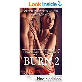 Burn 2: An Extremely Sensual New Adult Romance