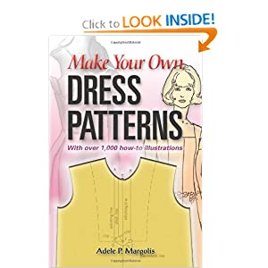How to make your own dress patterns?