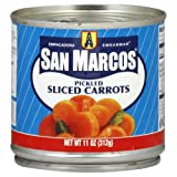 San-Marcos-Carrots-Sliced-11-Ounce-Pack-of-12
