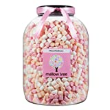 Mallow Tree Mini Mallows Sweet Shop Gift Jar 1.1kg