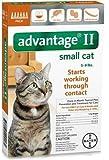 Advantage II (Cat) Feline -Orange 5-9 lbs, 6-pk