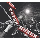 """Machmalauter: Die Toten Hosen Live - Die volle Dr�hnung (2CD+2DVD incl. 216 S. Fotobuch)von """"Die Toten Hosen"""""""