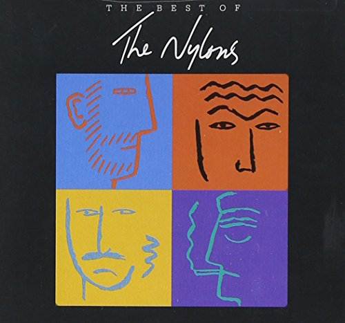 CD : The Nylons - The Best Of The Nylons (CD)