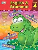 English & Grammar, Grade 4 (Brighter Child)