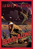 img - for Blood Alone (A Billy Boyle WWII Mystery) book / textbook / text book